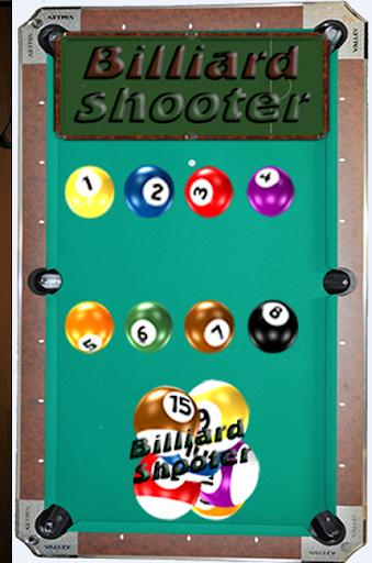 Billiard Shooter Loco