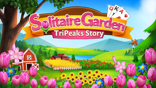 Solitaire Garden - TriPeaks Story android2mod screenshots 5