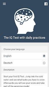 IQ Test - The Intelligence Quiz 2.2.1