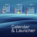 Calendar & Launcher icon