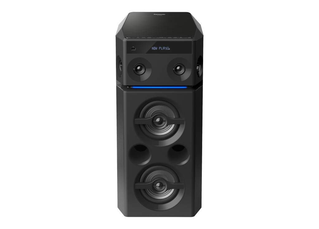 Panasonic HiFi SC-UA30GW-K Party Speaker System