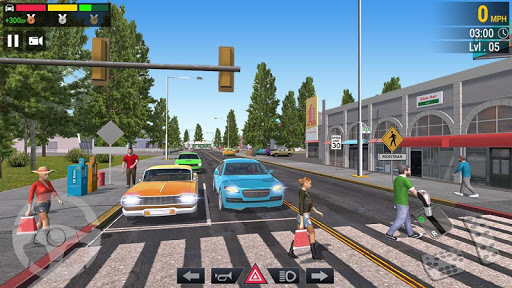 Drive Multi-Level: Classic Real Car Parking ud83dude99 modavailable screenshots 6