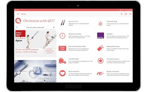 QVC (UK)- screenshot thumbnail