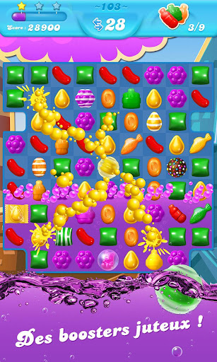 Candy Crush Soda Saga  captures d'écran 2