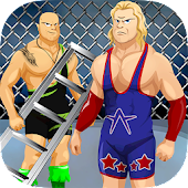Wrestling Sumo Champion Maker