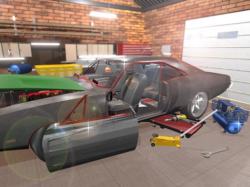 Fix My Car: Classic Muscle Car Restoration! LITE  screenshots 12