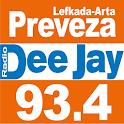 93,4 Radio DeeJay