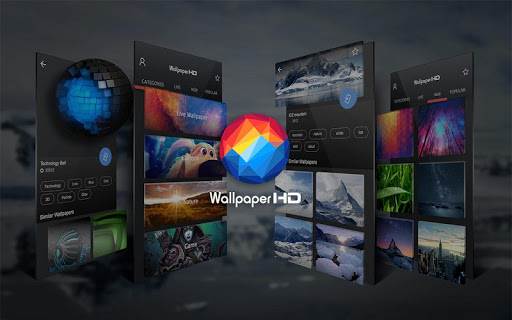 Backgrounds (HD Wallpapers) 2.6.0 screenshots 9