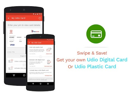 Udio - Gift, Recharge & Pay- screenshot thumbnail