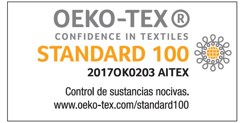 Certificado Oeko-Tex