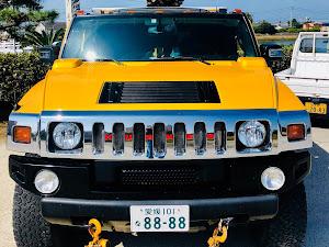H2  07,HUMMER,LUXPXG三井D車のカスタム事例画像 ヨシクマ🇺🇸🍍さんの2019年06月09日10:21の投稿