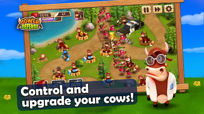 Cower Defense - screenshot
