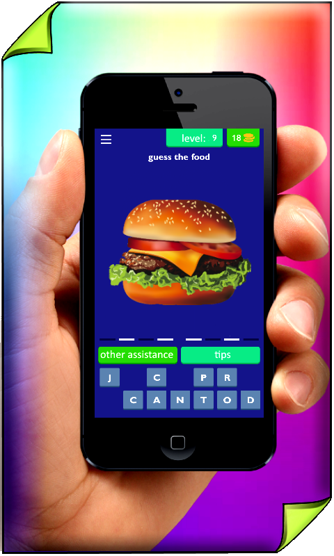 Food Quiz 2- screenshot