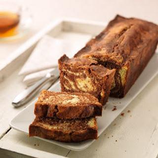 Gemarmerde Chocoladecake