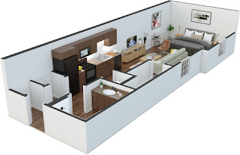 Go to Micro Efficiency Floorplan page.
