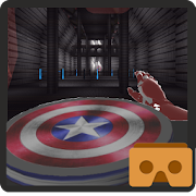 Super Hero Shooting VR