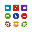 ShadowIcons for Solid Explorer icon