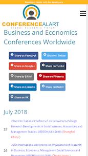 Conference Alerts 3