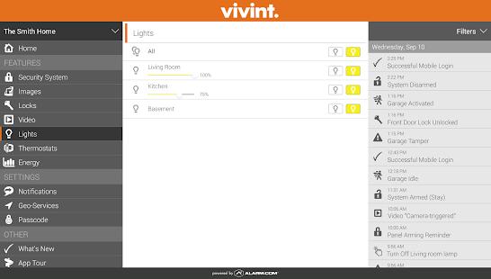 Vivint Classic- screenshot thumbnail