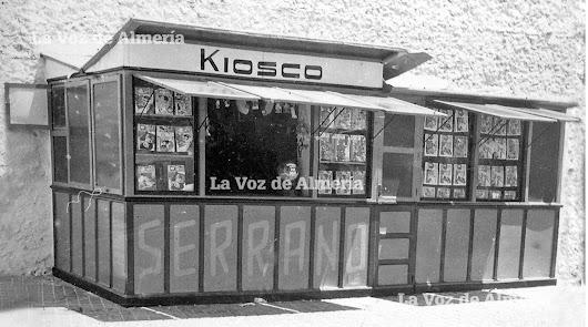 Las novelas del kiosco de Serrano