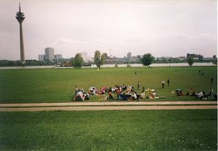 Photo: Manjha Meeting in Düsseldorf 1999