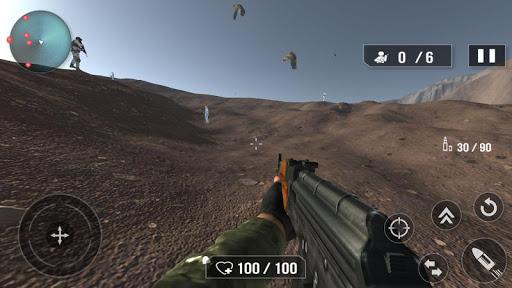 Frontline SSG Army Commando: Gun Shooting Game 1.4 screenshots 3