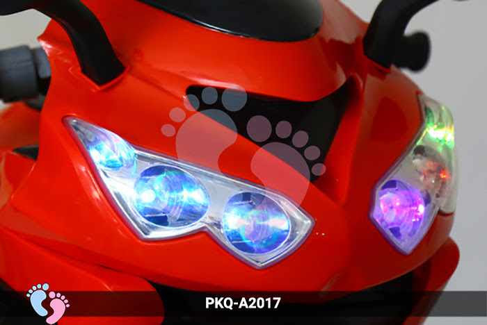 Xe môtô điện cảnh sát PKQ-A2017 10