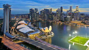 Singapore first time visit