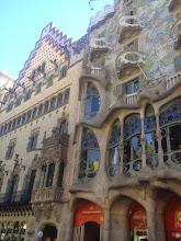 Photo: Streets in Barcelona