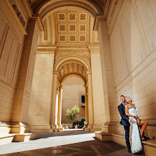 Wedding photographer Anna Rotaru (Nash07h). Photo of 23.09.2018