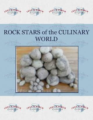 ROCK STARS of the CULINARY WORLD