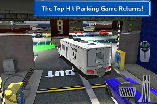 Multi Level 7 Car Parking Simulator 1.1 screenshots 2