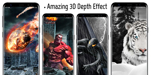 Vfx 3d Live Wallpapers Pro 2018 Parallax Apk Download Apkpureco