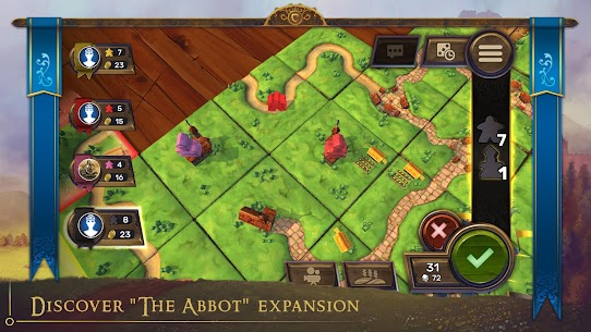 Carcassonne: Official Board Game 6