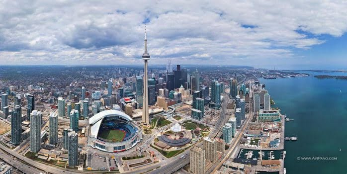 Thành phố Toronto Canada