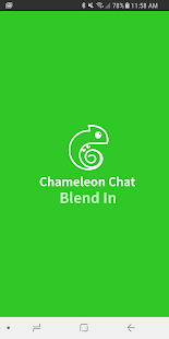 Chameleon Chat - náhled