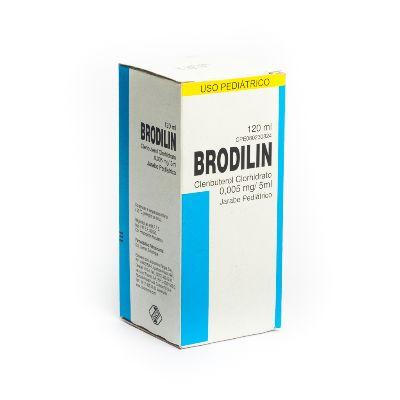 Brodilin Jarabe Pediatrico x 120 ml