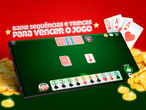 Straight Gin Rummy - Online and Free 100.1.40 screenshots 4