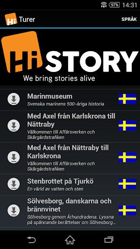 玩旅遊App|Hi-Story Tours免費|APP試玩