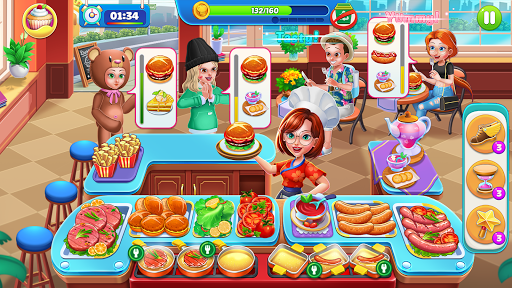 Kitchen Diary: Casual Cooking & Chef Games 2020 2.0.2 screenshots 7