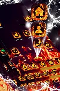 Fire Launcher Theme 3