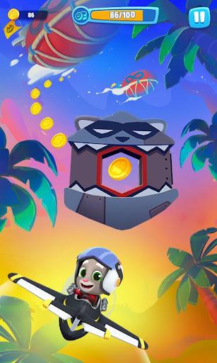 Talking Tom Sky Run: The Fun New Flying Game apktram screenshots 4
