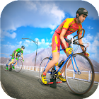 Reckless Racer: Bicycle Racing Games 2018 icon