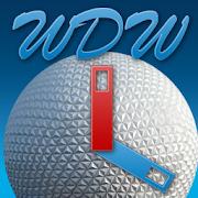 Disney World Countdown  Icon