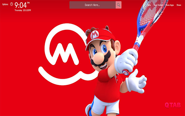 Mario Tennis Aces Wallpapers HD