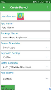 App AIDE Manager APK for Windows Phone