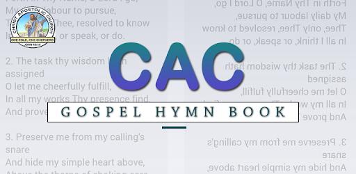 Cac Hymn Book Pdf