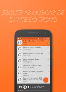 Diante do Trono Músicas - náhled
