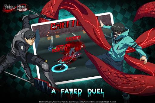 Tokyo Ghoul: Dark War 1.2.13 screenshots 12