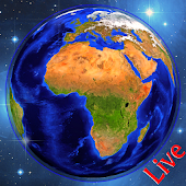 Earth Map Live GPS  : Navigation & Route Tracker